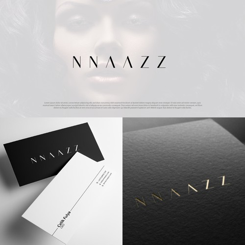 Logo Design for NNAAZZ Women Fashion Brand