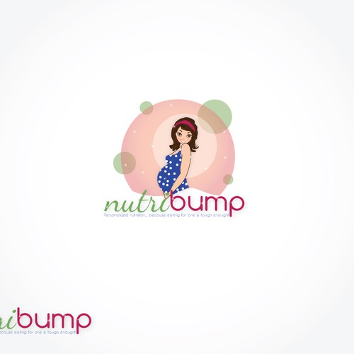 nutribump needs a new logo