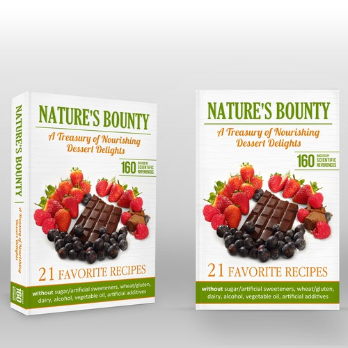 Cover for Nature's Bounty book