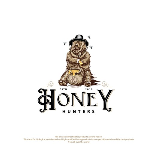 HONEY HUNTERS