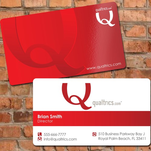 Help Qualtrics with a new stationery
