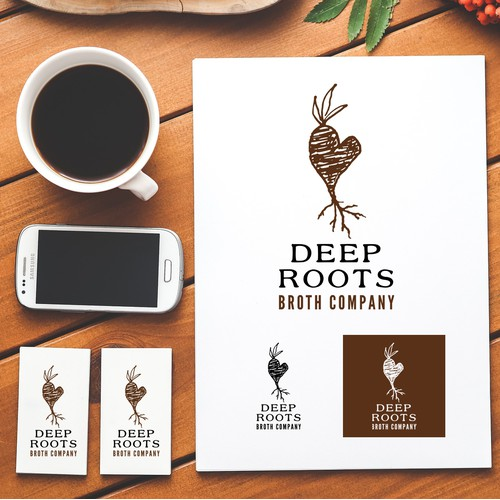 Logo entry for Deep Roots