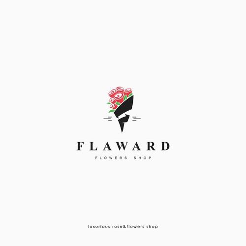luxurious rose&flowers shop