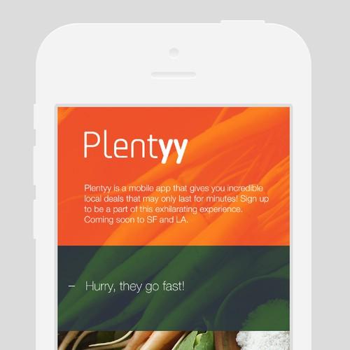 Plentyy app
