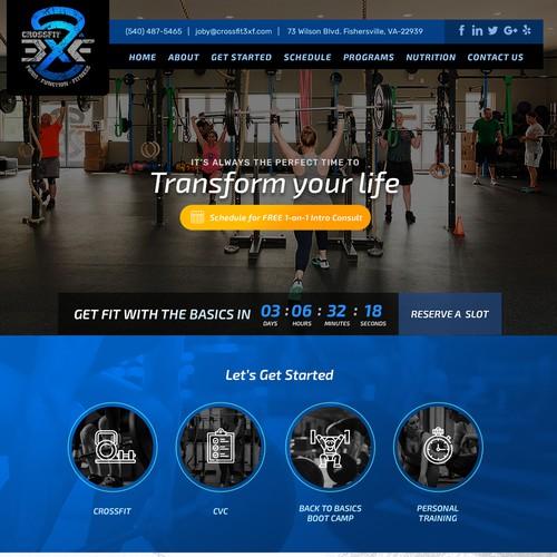 CrossFit 3xF
