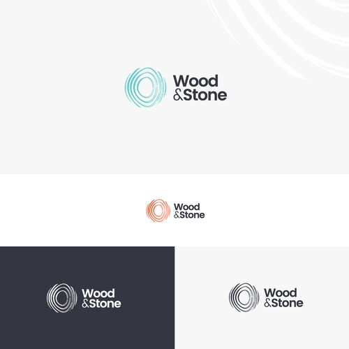 Logo concept for a decoration agency