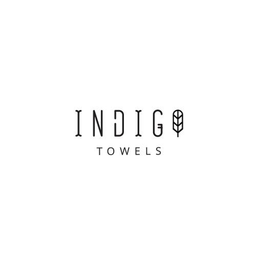a wordmark logo for Towel Company