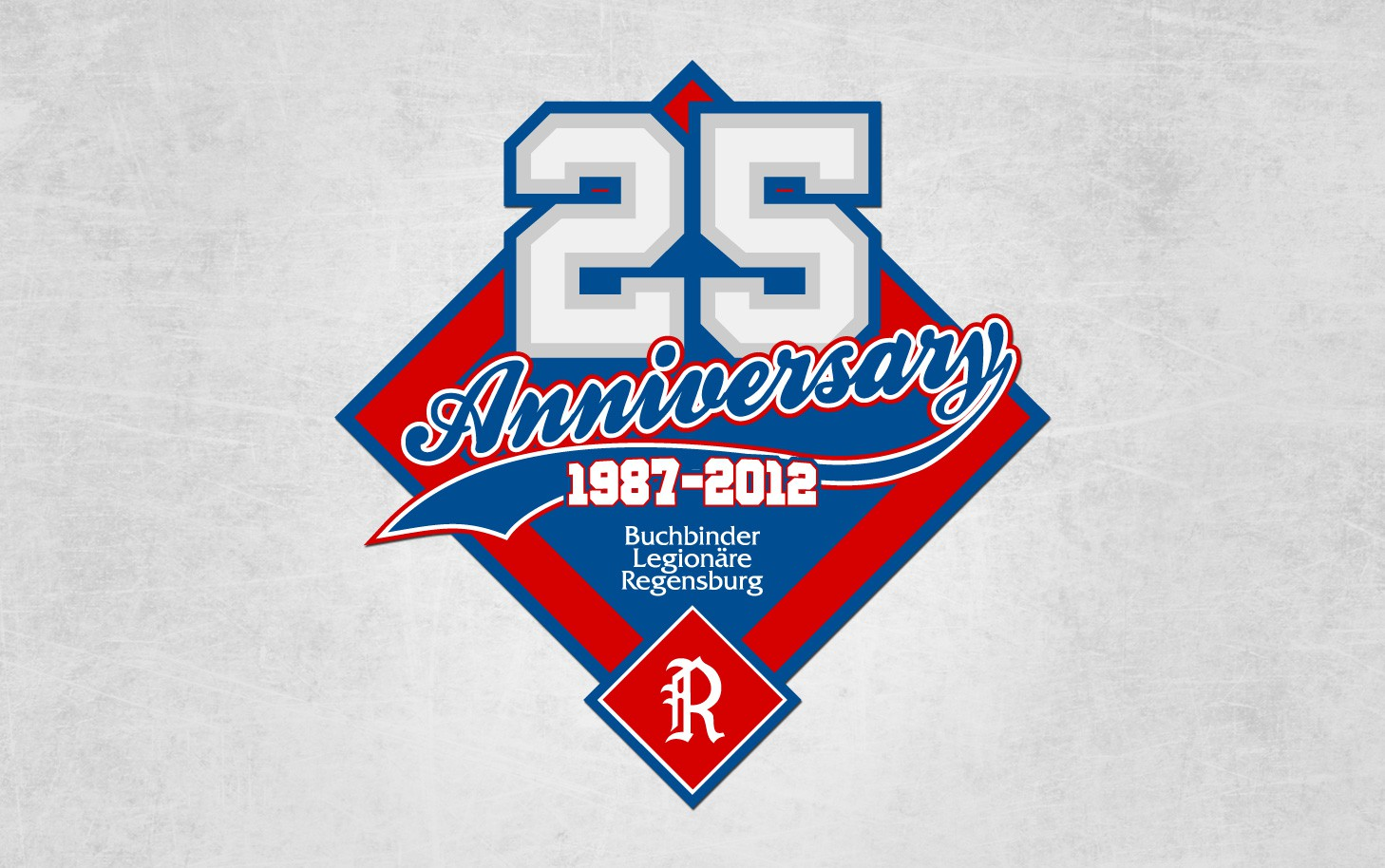 Help our Baseball Club with a new logo for our 25yrs celebration