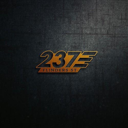 237E - three level nightclub top level logo