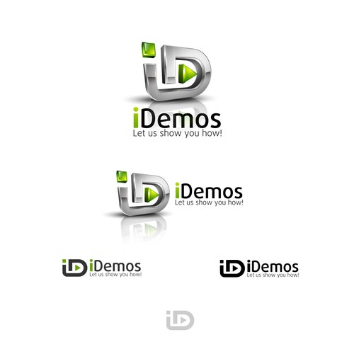 Create the next logo for iDemos