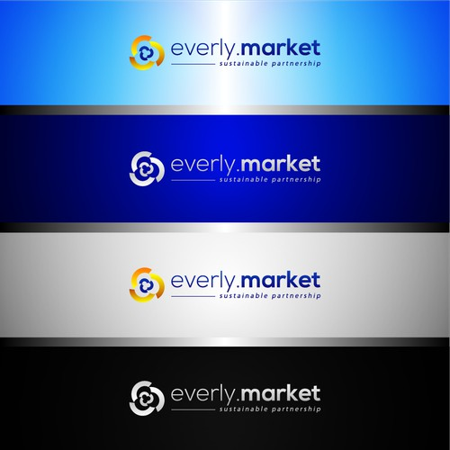 Bold Logo Contest for everly.market