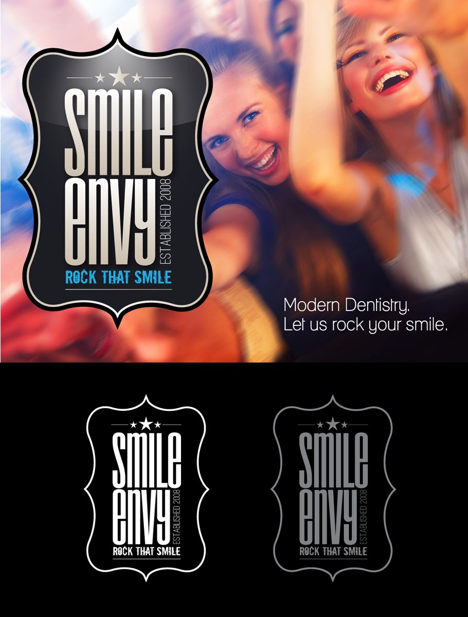 NEW LOGO FOR SMILE ENVY!