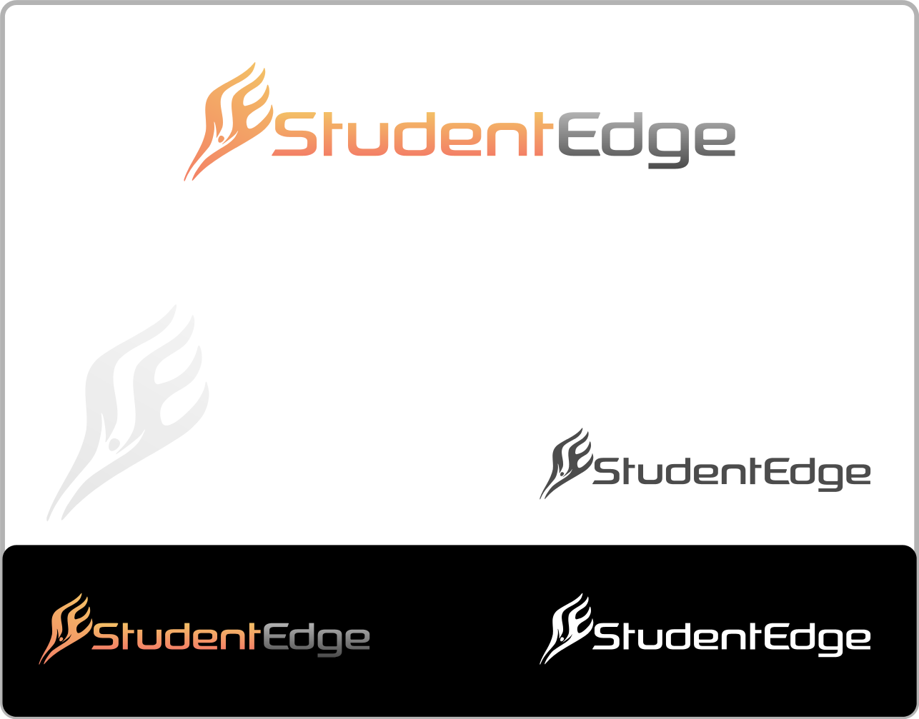 Save the U.S. Education System!  StudentEdge needs a cutting edge new logo!!