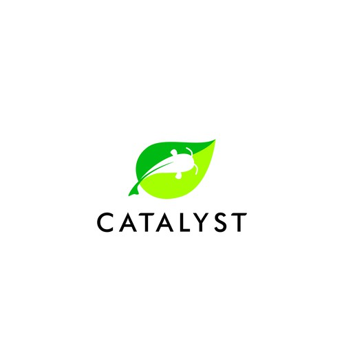 Unique logo for catalyst