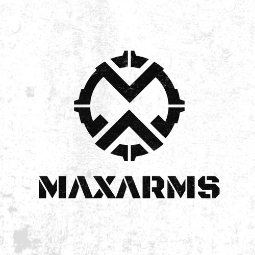 MaxArms Logo