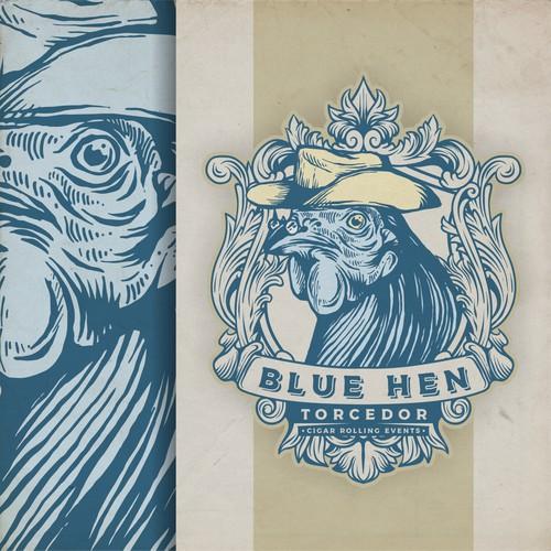 Blue Hen Torcedor