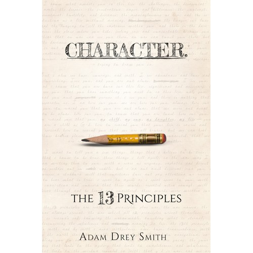 Character Book Cover