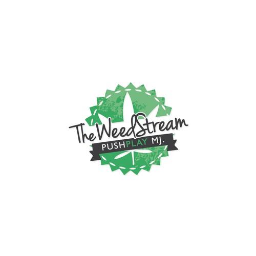 Logo Design for a Legal CANNABIS, Entertainment Platform!