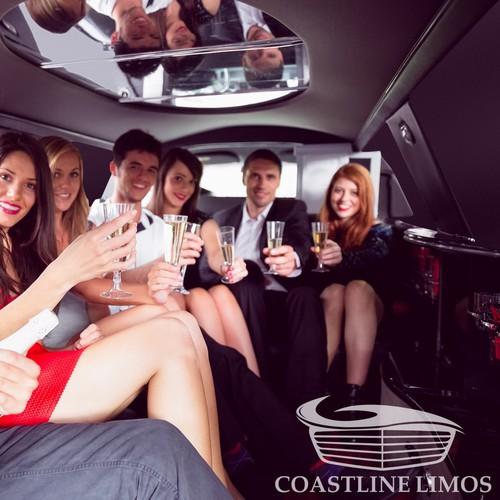 Logo for Limousine service