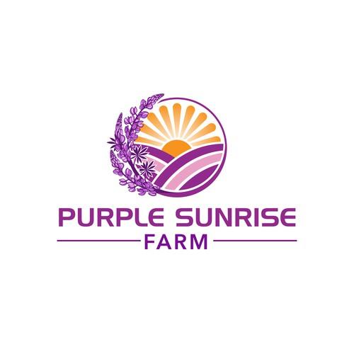 Purple Sunrise Farm
