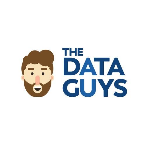 Data Guys Logo Concept