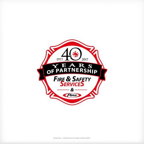 Logo for Anniversary Business Celebration