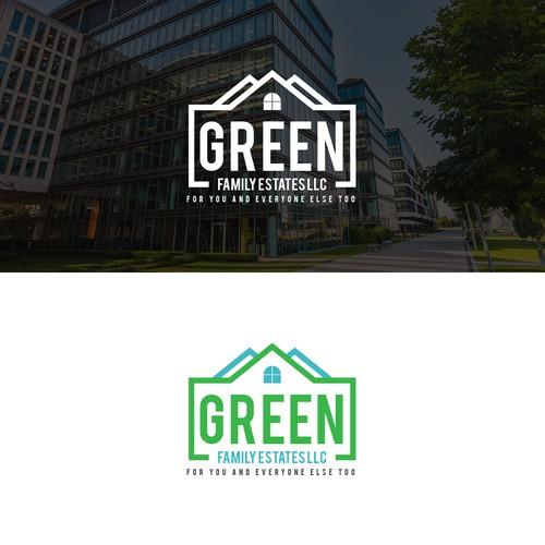 Logo for Green Family Estates LLC