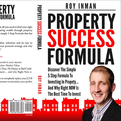 New book or magazine cover wanted for Property Success