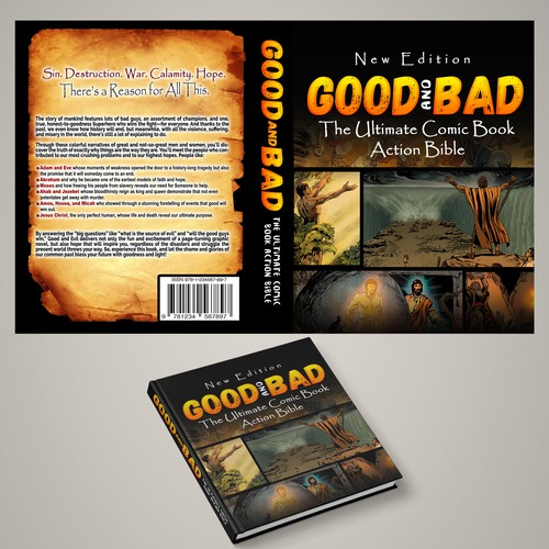 Bible Action Book Cover