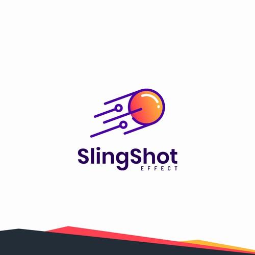 Concept logo for Slingshot Effect