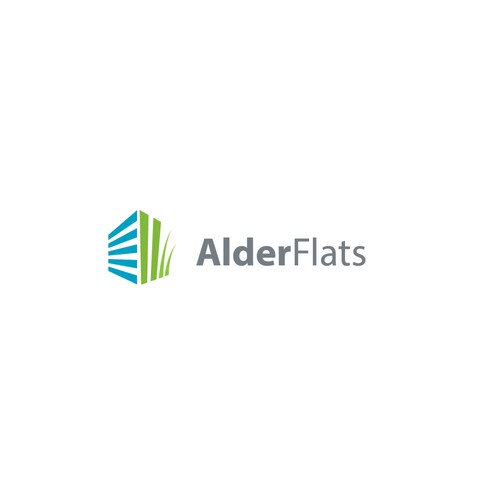 Help Alder Flats with a new logo