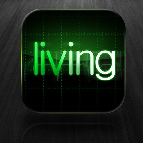 New icon or button design wanted for LivingCard