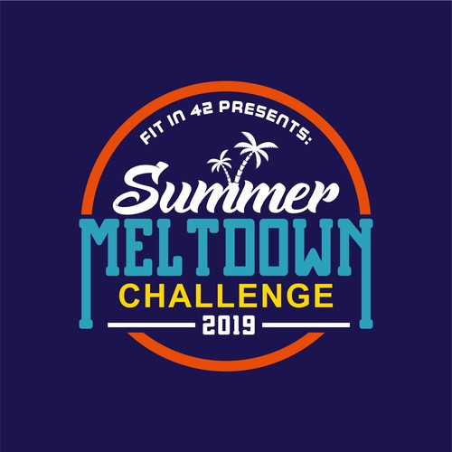 SUMMER MELTDOWN CHALLENGE