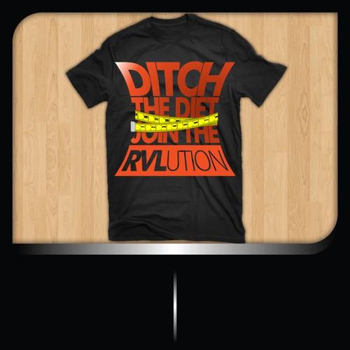 Venice Nutrition  needs a new t-shirt design