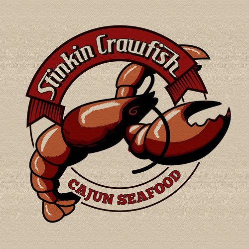 Stinkin crawfish