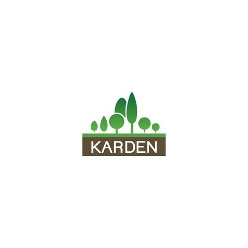Logo design for lanscaping and gardening team