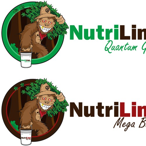New logo wanted for NutriLink Quantum Grow