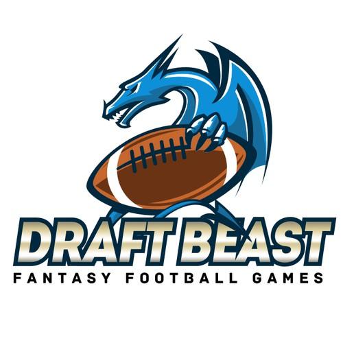 Logo Concept for DRAFT BEAST