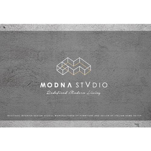 Logo for Boutique Interior Design Studio