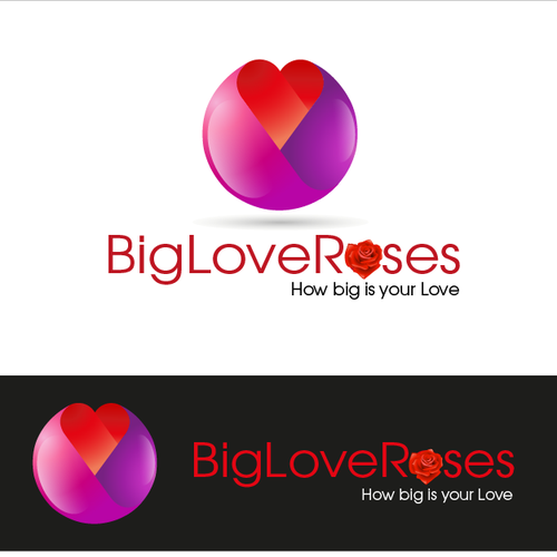 New logo wanted for Big Love Roses