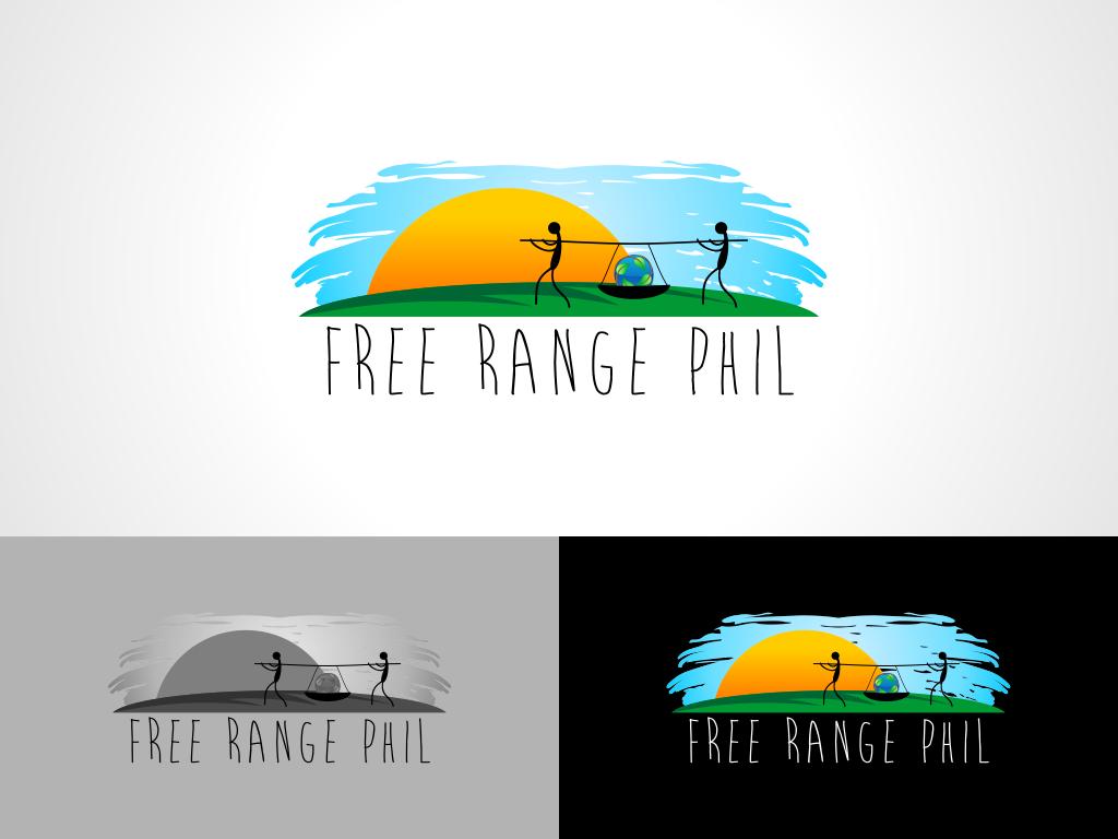 Create the next logo for Free Range Phil