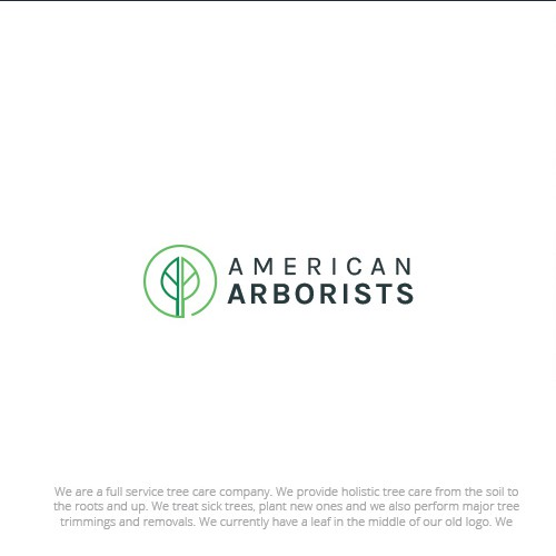Design New Logo and Branding for Tree Service Company