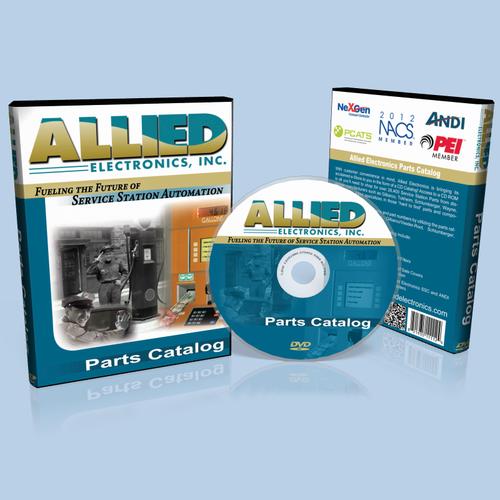 DVD design for catalog
