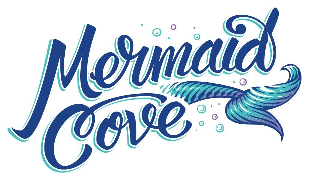 Mermaid Retail Shop Logo