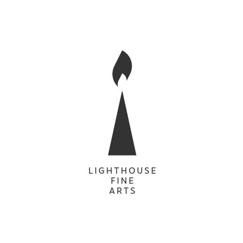 lighthouse fine arts