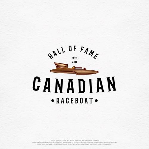 Canadian Raceboat