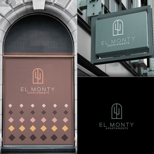 El Monte Apartments needs an AMAZING LOGO DESIGN!!!