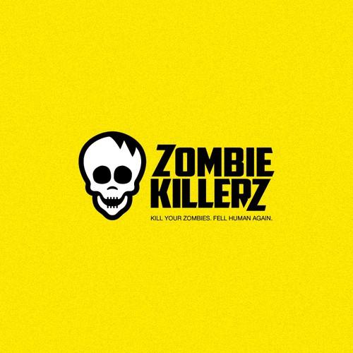 NEW LOGO FOR ZOMBIE KILLERZ!