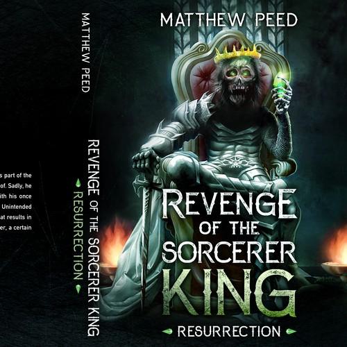 Revenge of the Sorcerer King - Fantasy horror