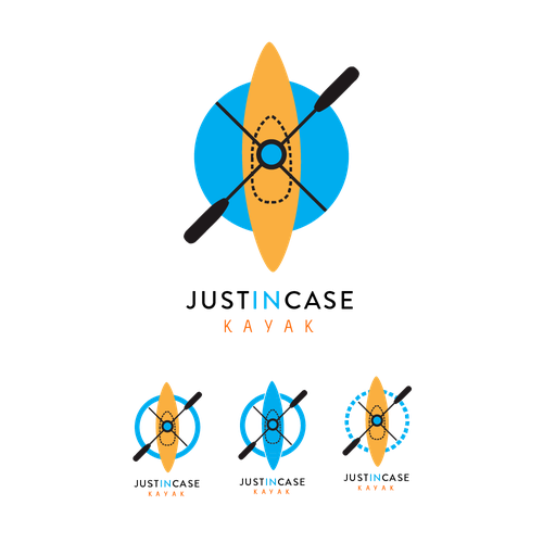 Logo idea that incorporates product